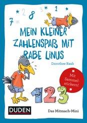 Mein kleiner Zahlenspaß mit Rabe Linus (3 Expl.)