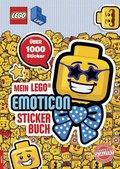 LEGO® Life - Mein LEGO® Emoticon-Stickerbuch