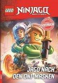 LEGO Ninjago - Jagd nach den Oni-Masken