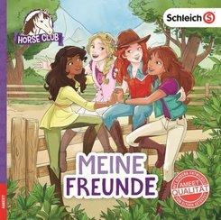 Freundebuch Schleich Horse Club - Meine Freunde