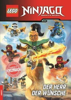LEGO® NINJAGO™ - Der Herr der Wünsche, Lesebuch