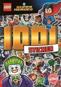 LEGO® DC Super Heroes - 1001 Sticker