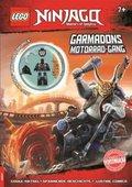 LEGO® NINJAGO™ - Garmadons Motorrad-Gang (Mit Minifigur Samurai X)