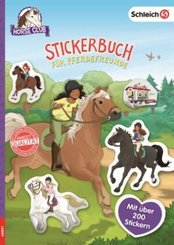 Schleich Horse Club - Stickerbuch für Pferdefreunde