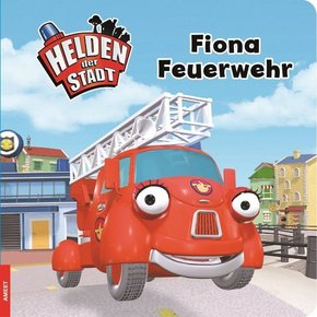 Helden der Stadt - Fiona Feuerwehr