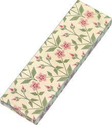 Gefährlich schön Bleistifte in Geschenkschachtel - Motiv Rosa Blume