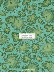 Gefährlich schön Geschenkpapier-Heft - Motiv Pariser Grün