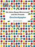 Die kleine Raupe Nimmersatt und ihre Freunde Geschenkpapier-Heft