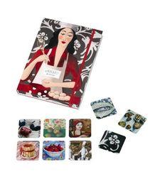 Arte in Cucina - Memo-Spiel (64 Memokarten in Geschenkbox)
