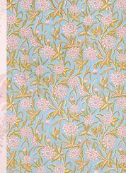 Gefährlich schön Notizbuch groß - Motiv Rosa Blüten