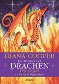 Die Weisheit der Drachen - Das Orakel, m. Orakelkarten