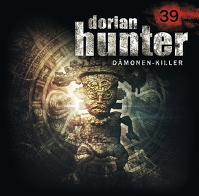 Dorian Hunter - Yana Turmanyay, 1 Audio-CD