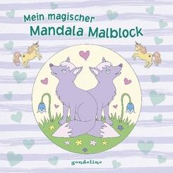 Mein magischer Mandala Malblock (Fuchs)