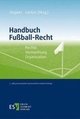 Handbuch Fußball-Recht