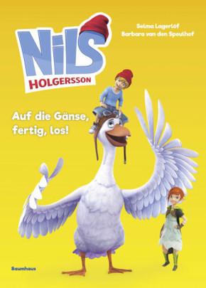 Nils Holgersson - Auf die Gänse, fertig, los!