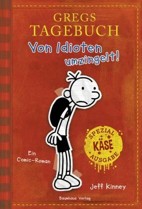 Gregs Tagebuch - Von Idioten umzingelt!, Jubiläumsausgabe