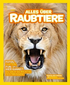 Alles über Raubtiere - National Geographic KiDS