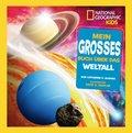 Mein großes Buch über das Weltall - National Geographic Kids