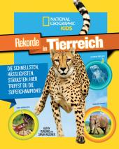 Rekorde im Tierreich - National Geographic Kids
