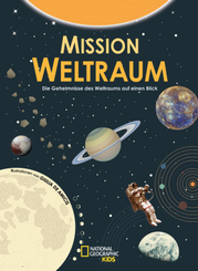 Mission Weltraum - National Geographic Kids