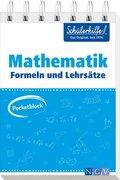 Pocketblock Mathematik Formeln und Lehrsätze