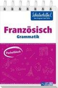 Pocketblock Französisch Grammatik