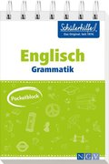 Pocketblock Englisch Grammatik