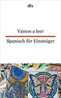 Vamos a leer / Spanisch für Einsteiger