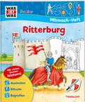 Ritterburg, Mitmach-Heft - Was ist was junior Mitmachheft