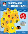 Bundesländer Deutschland Stickeratlas