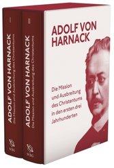 Die Mission und Ausbreitung des Christentums in den ersten drei Jahrhunderten, 2 Bde.