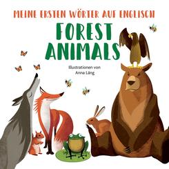Meine ersten Wörter auf English - Forest Animals
