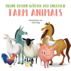 Meine ersten Wörter auf English - Farm Animals