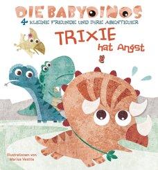 Die Babydinos - Trixie hat Angst