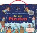 Meine liebsten Mitmachbücher: Bei den Piraten, 4 Bde.
