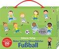 Meine liebsten Mitmachbücher: Fußball, 4 Bde.