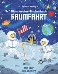 Mein erstes Stickerbuch: Raumfahrt