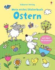 Mein erstes Stickerbuch: Ostern