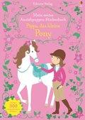 Mein erstes Anziehpuppen-Stickerbuch: Pippa, das kleine Pony