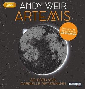 Artemis, 2 MP3-CDs
