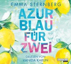 Azurblau für zwei, 6 Audio-CDs