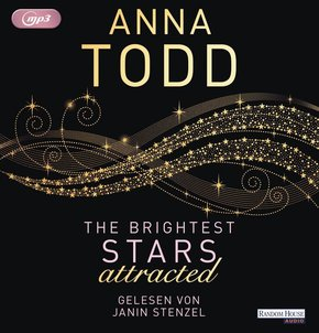 The Brightest Stars - attracted, 1 MP3-CD