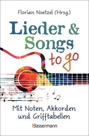 Lieder & Songs to go, Gitarre