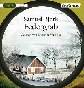Federgrab, 1 MP3-CD