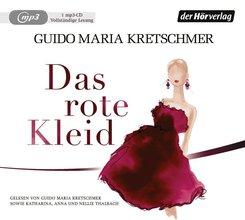 Das rote Kleid, MP3-CD
