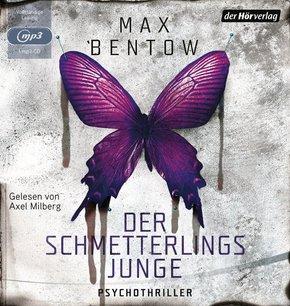 Der Schmetterlingsjunge, 1 MP3-CD
