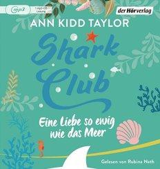 Shark Club - Eine Liebe so ewig wie das Meer, 1 MP3-CD