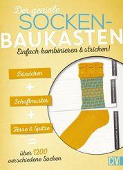 Der geniale Socken-Baukasten