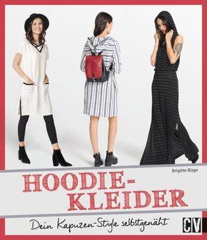 Hoodie-Kleider