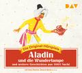 Aladin und die Wunderlampe und weitere Geschichten aus 1001 Nacht, 1 Audio-CD